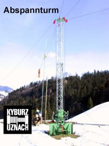 Seilbahn Turm